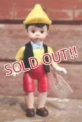 ct-190301-05 Madame Alexander / McDonald's 2004 Pinocchio Boy Doll