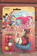 ct-190301-27 Goofy / Superior 1980's Gum Ball Pocket Pack Dispenser