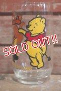 gs-190301-09 Winnie the Pooh / Sears 1970's Glass