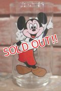 ct-190301-08 Mickey Mouse Club / 1960's Glass