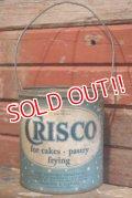 dp-190301-44 CRISCO / Vintage Shortening Can