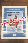 ct-1902021-94 Michael Jordan / 1987 World Book Poster