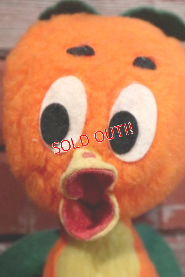 画像2: ct-190301-67 Florida Orange Bird / 1970's Plush Doll