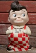 ct-190401-91 Big Boy / 1970's-1980's Coin Bank Made in Korea