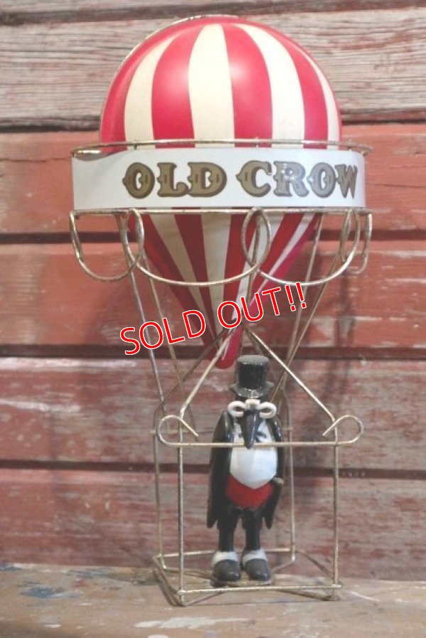 画像1: ct-190401-17 OLD CROW / Vintage Balloon Display