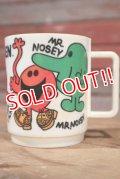 ct-190401-20 Mr.Men & Little Miss / 1980's Plastic Mug