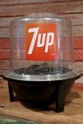 dp-190401-25 7up / 1970's-1980's Pop Corn Machine