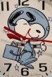 画像2: ct-190501-04 Astronaut Snoopy / Wall Clock (2)