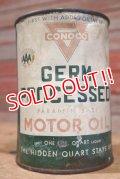 dp-190401-09 CONOCO / 1950's Motor Oil Can