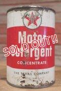 dp-190401-09 TEXACO / 1940's-1950's Motor Detergent Can
