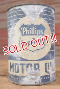d-190401-09  Phillips 66 / 1QT Motor Oil Can