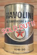 dp-190401-09 TEXACO / 1950's HAVOLINE Oil Can