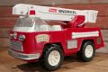 ct-190501-06 BUDDY L / 1970's Snorkel Fire Engine