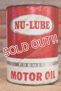 dp-190401-09 NU-LUBE / Motor Oil Can