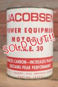 dp-190401-09 Jacobsen / Motor Oil Can
