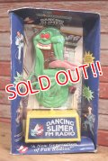ct-190501-34 Real Ghostbusters / 1980's Dancing Slimer FM Radio