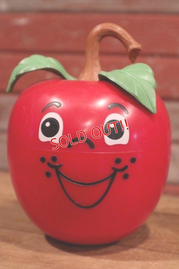 画像1: ct-190501-36 Fisher Price / 1972 Happy Apple