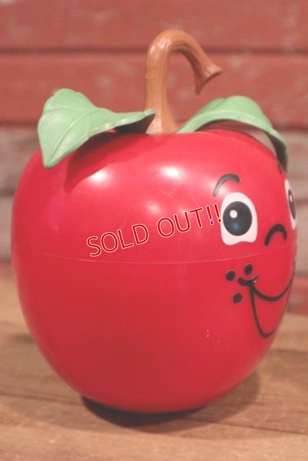 画像2: ct-190501-36 Fisher Price / 1972 Happy Apple