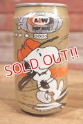 ct-190501-52 Snoopy / A&W 1990's Root Beer Can