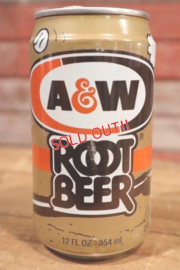 画像2: ct-190501-52 Snoopy / A&W 1990's Root Beer Can