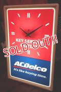 dp-190508-07 AC Delco / Lighted Sign Clock