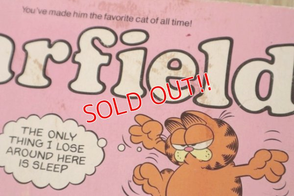 "画像2: ct-190522-03 Garfield / 1980's Comic ""tips the scales"""
