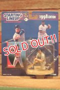 ct-190601-04 STARTING LINEUP / Mike Piazza 1998 Edition