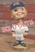 "ct-190601-04 MLB / 1970's Bobble Head ""Chicago Cubs"""
