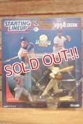 ct-190601-04 STARTING LINEUP / Sammy Sosa 1998 Edition