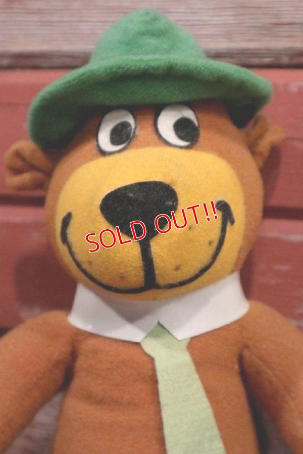 画像2: ct-190605-02 Yogi Bear / Mighty Star 1980's Plush Doll