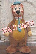 ct-190605-01 Yogi Bear / Knickerbocker 1950's Rubber Face Doll