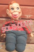 ct-190605-09 Howdy Doody / Goldberger 1970's Doll