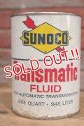 dp-190605-01 SUNOCO / Transmatic Fluid Can