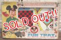 ct-190601-02 Walt Disney's / 1950's-1960's FUN TRAY