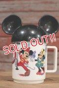 ct-190605-57 Disneyland / 1970's Plastic Mug