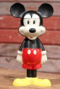 ct-190605-23 Mickey Mouse / AVON 1960's Bubblebath Bottle