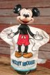 画像1: ct-190605-60 Mickey Mouse / 1970's Hand Puppet (1)
