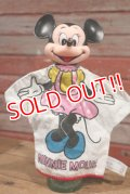 ct-190605-61 Minnie Mouse / 1970's Hand Puppet