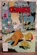 nt-190625-01 Walt Disney's / Comics and Stories 1991 September