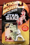 ct-190701-06 Stormtrooper / Kenner 1994 Action Masters Die Cast Figure