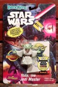 ct-190701-02 Yoda / Just Toys 1993 Bendable Figure