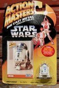 ct-190701-04 R2-D2 / Kenner 1994 Action Masters Die Cast Figure