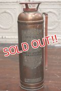 dp-190701-04 1940's Metal Fire Extinguisher