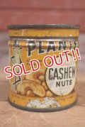 dp-190701-33 Planters / Mr.Peanut 1930'-1940's Salted Cashew Nuts Can