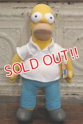 ct-190701-16 The Simpsons / Homer Simpson 2014 Talking Big Doll