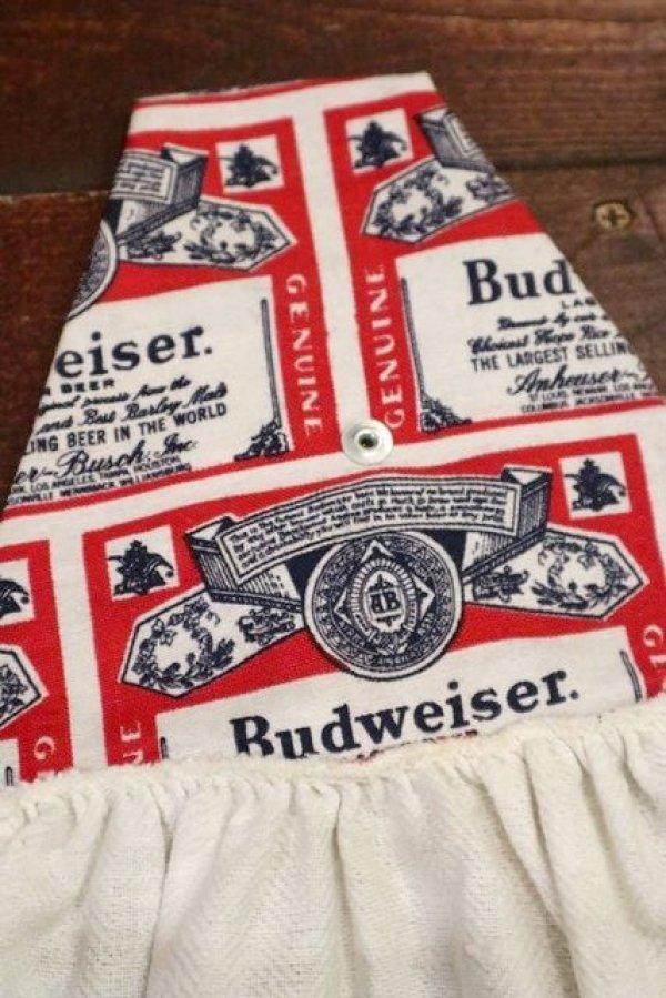 画像2: dp-130116-07 Budweiser / 1970's-1980's Waiter Towel