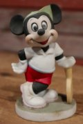 nt-190701-04 Mickey Mouse / 1970's Figurine