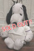 ct-190801-04 Snoopy / 1970's Plush Doll