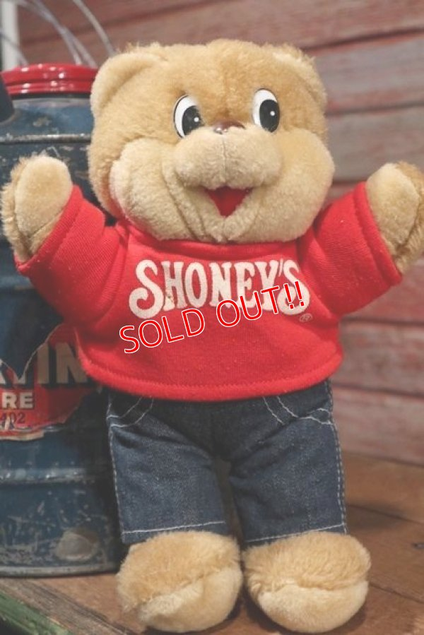 画像1: ct-190801-17 Shoney's / 1990's Plush Doll