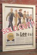 dp-190801-36 Lee / 1940's Advertisement